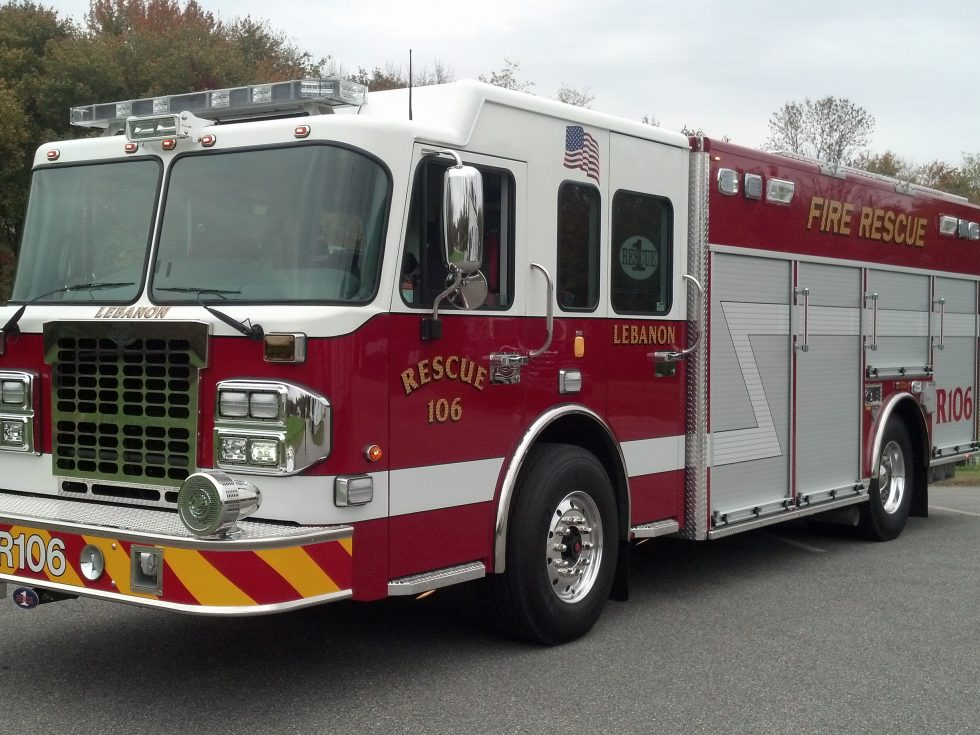 Non walkin rescue on a custom chassis
