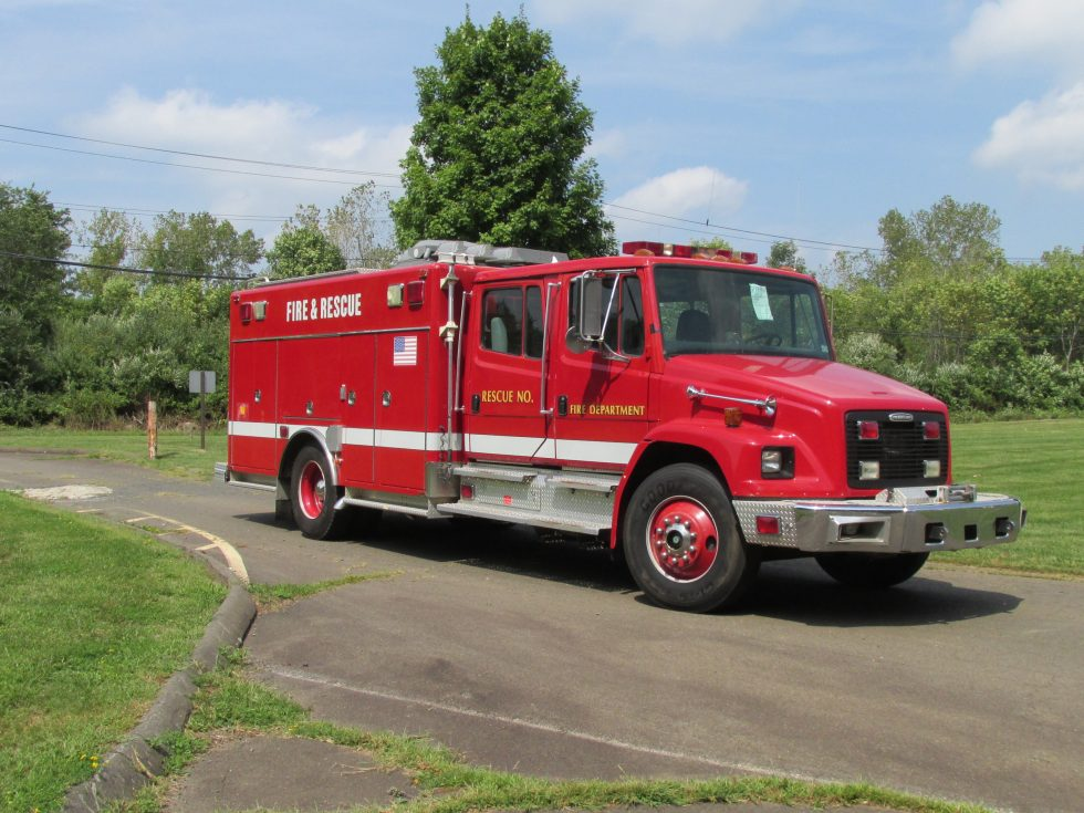 Used 1997 Rescue on Freightliner Chassis