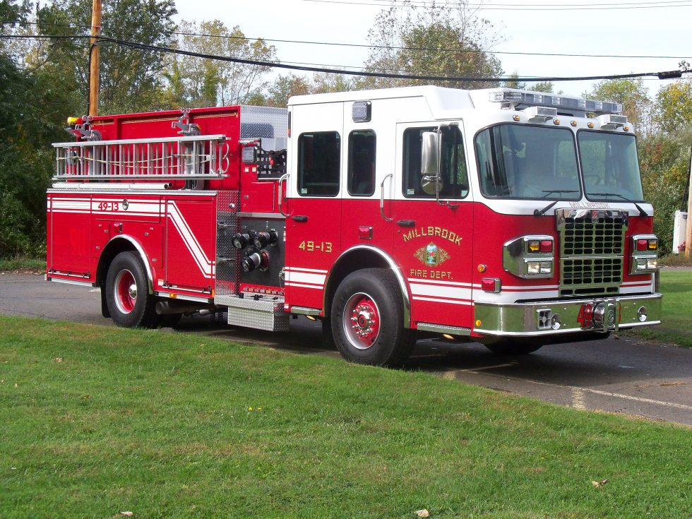 1250 Gallon Tanker on a Custom Chassis