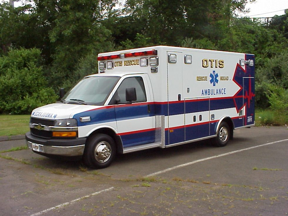 Type 3 Medallion Ambulance on Chevy Chassis