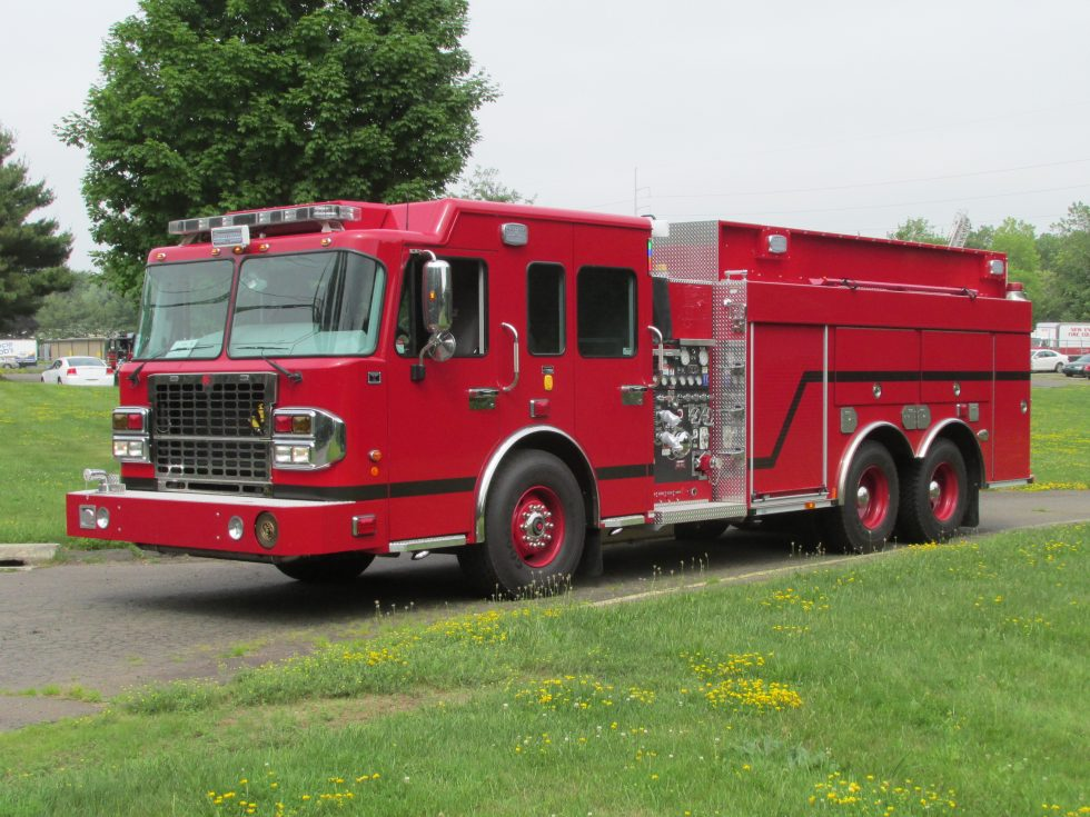 2500 Gallon tanker on a Custom Chassis