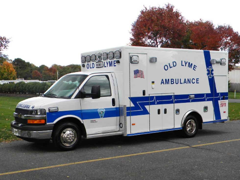 Type 3 Medallion Ambulance on Chevy 4500 Chassis