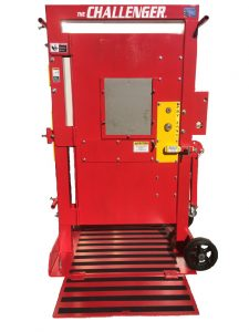 Challenger Forcible Entry Door
