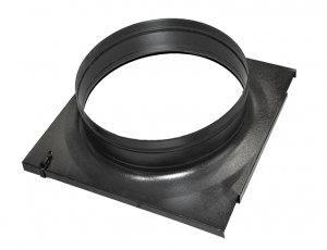 Duct Adapter Confined Space