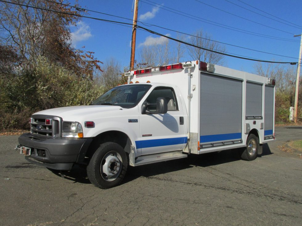 2004 Rescue on a F-550