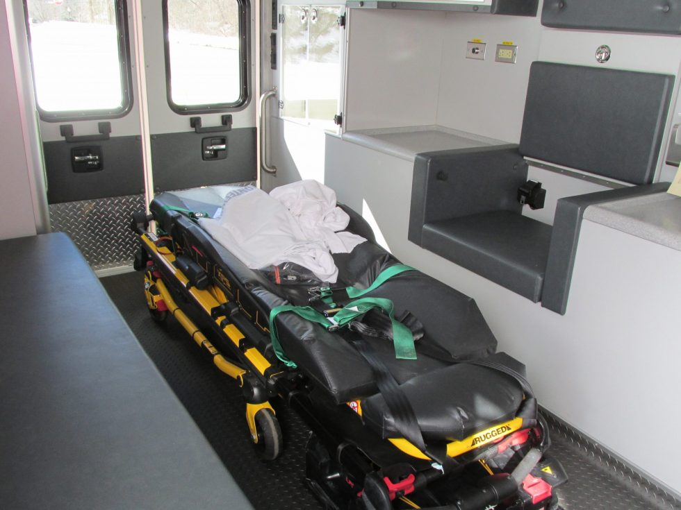 Type 3 remount on a Ford E-450 Chassis