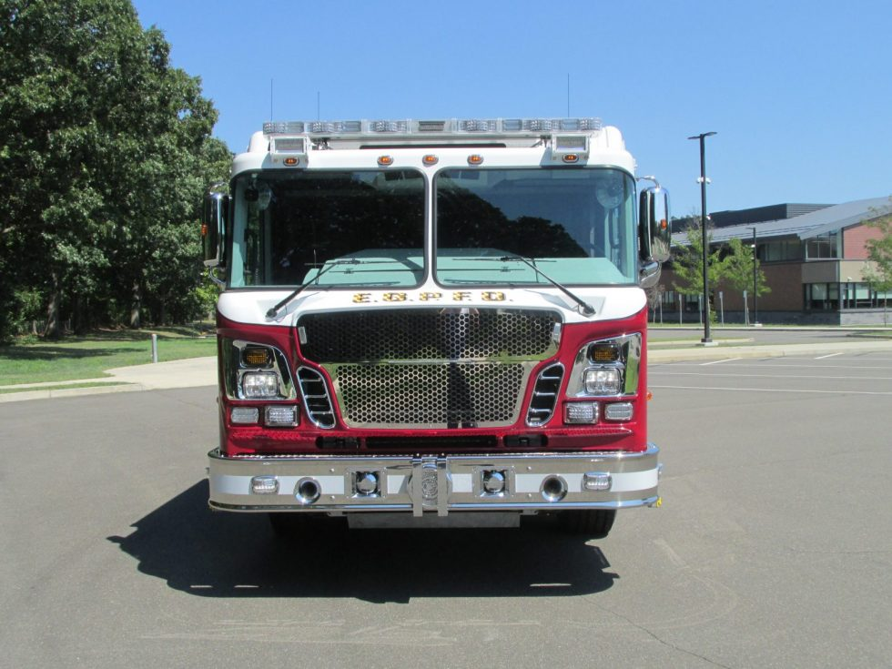 Spartan 2600 Gallon Tanker on a Gladiator Chassis