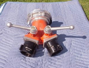 Kochek Gated Wye Valve