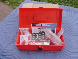 Master Lock Lockout Kit